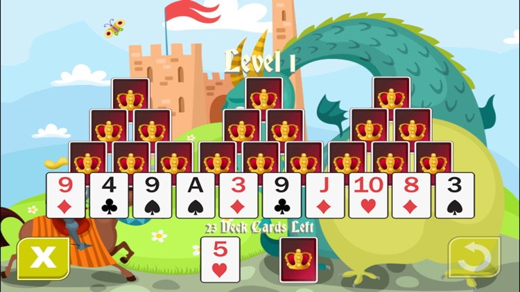 Royal Towers Solitaire screenshot-0