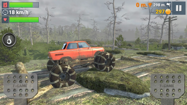 Off-Road Travel: Road to Hill screenshot-5