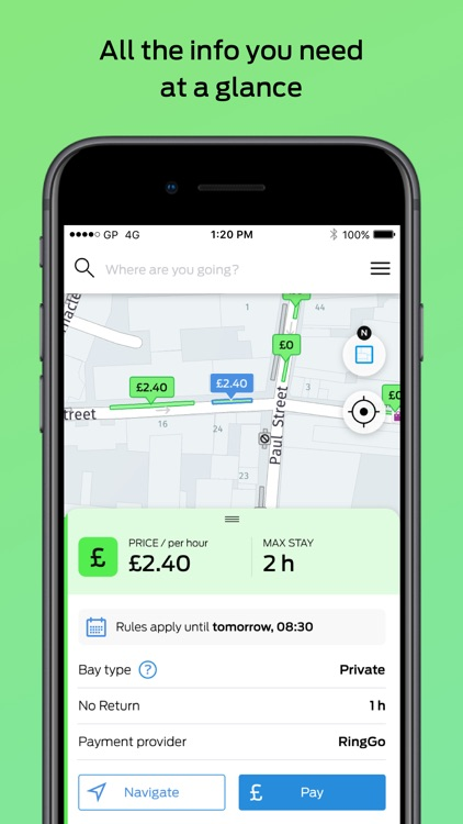GoPark – London Street Parking screenshot-4