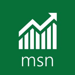 Ícone do app MSN Dinheiro