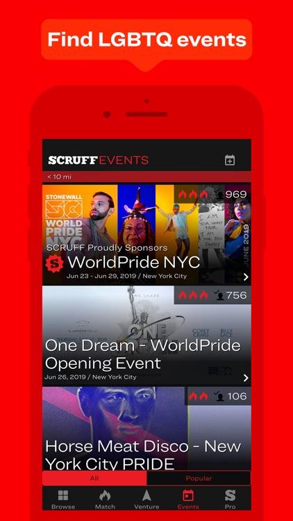SCRUFF - Gay Dating & Chat screenshot-6