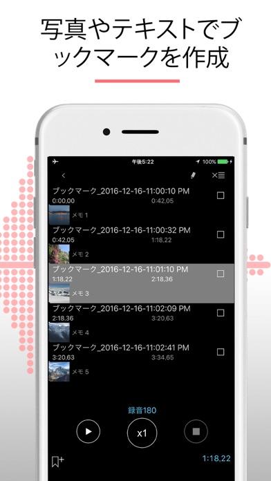 ALON Dictaphone - 音声レ... screenshot1