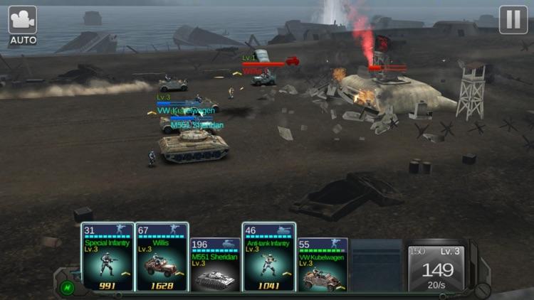 Commander Battle screenshot-5