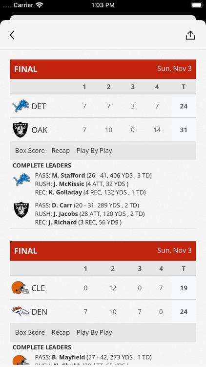 Michigan Sports Xtra screenshot-4