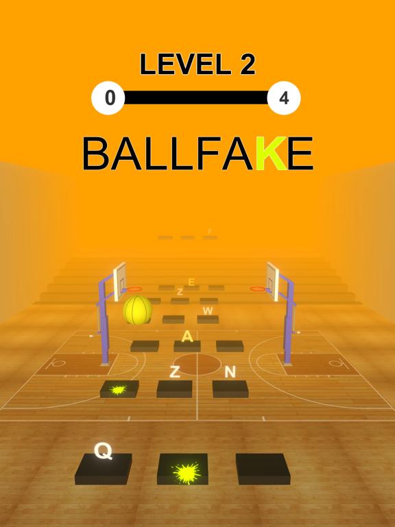 Basket Ball Hop: Word Dribble screenshot 6