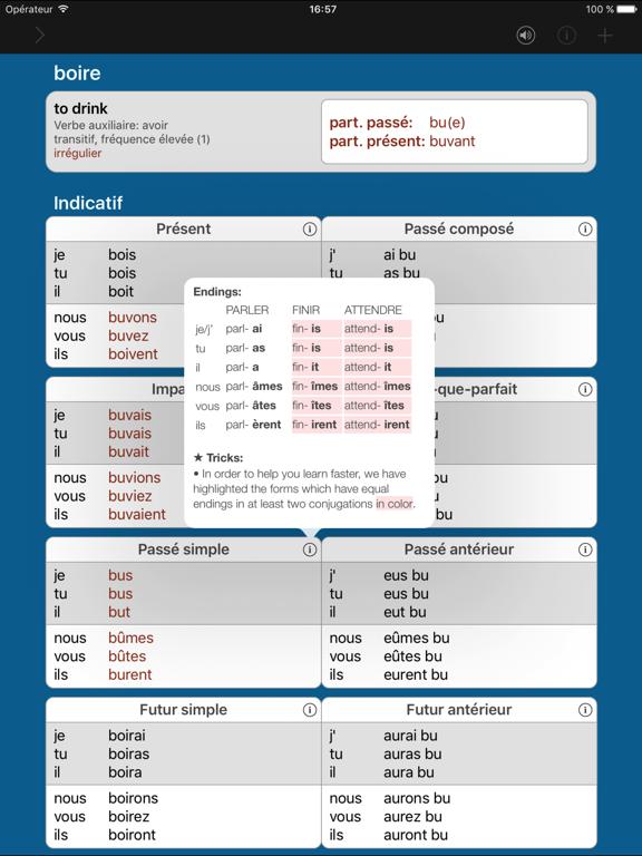 Français: Verbes & Conjugaison