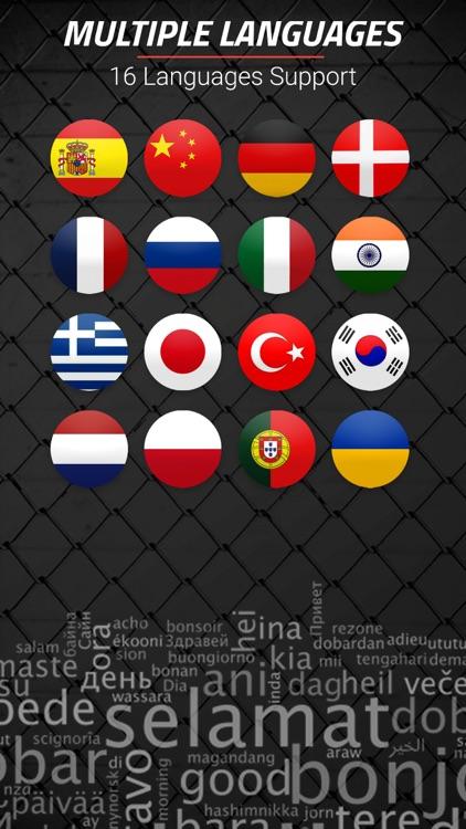 MMA Spartan Workouts Pro screenshot-9