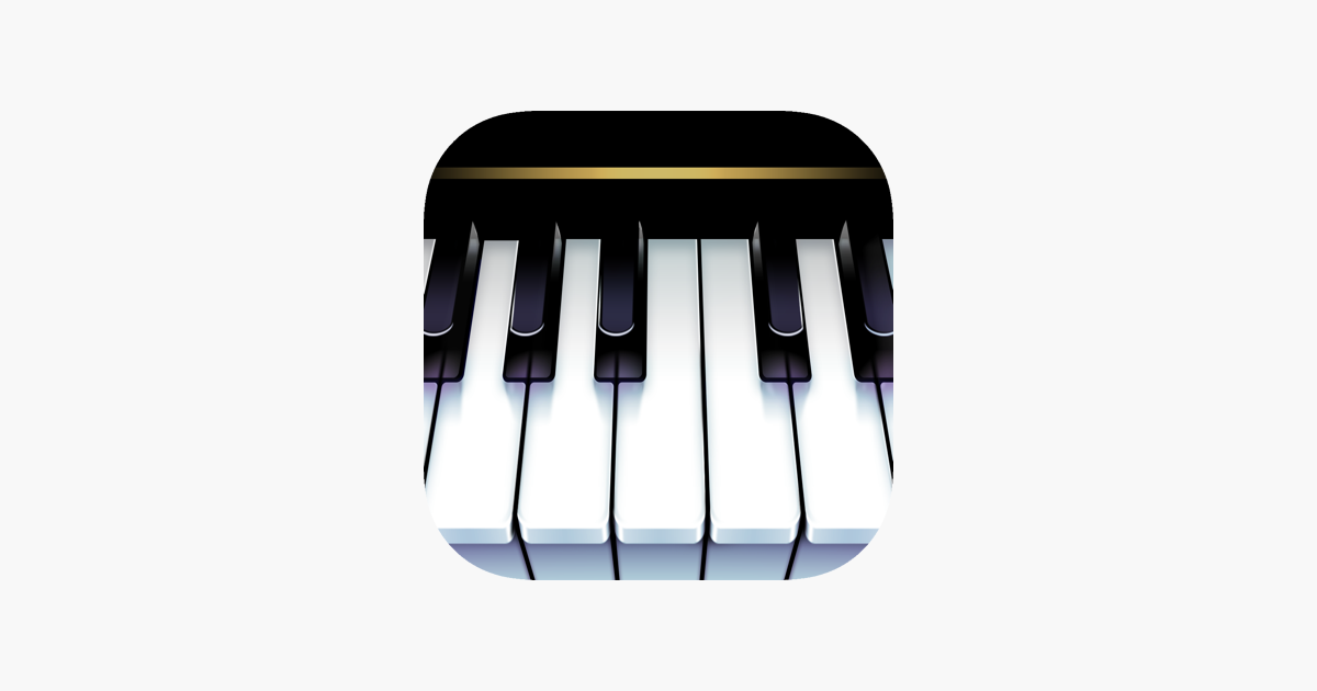 The Piano Keyboard on the App Store