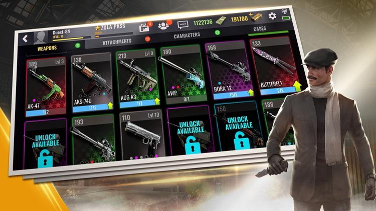 Zula Mobile screenshot-5
