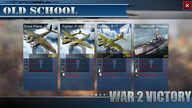 War 2 Victory screenshot-3