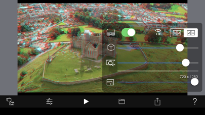 3D Effect Video Camera screenshot 2