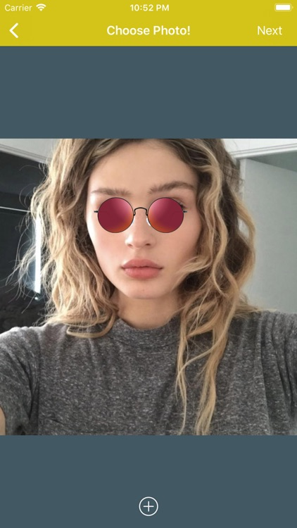 Stylish Glasses & Cap Photos screenshot-5