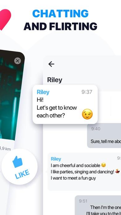 Virtual Girl — Couples Dating Screenshot