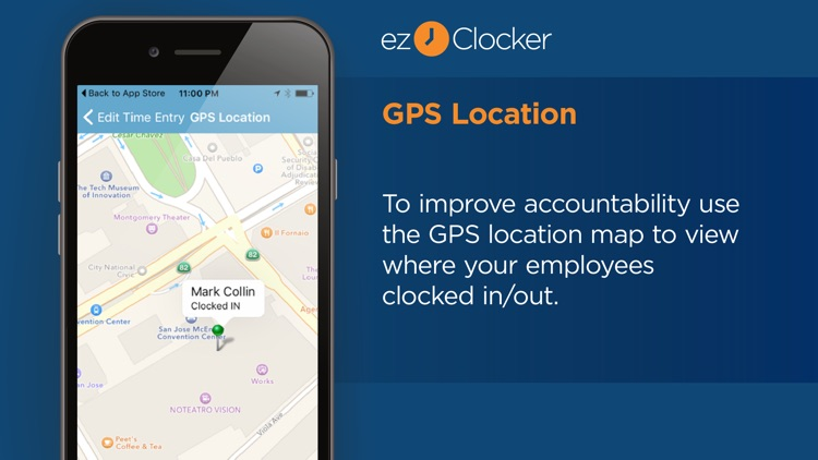 ezClocker: Employee Time Track screenshot-3