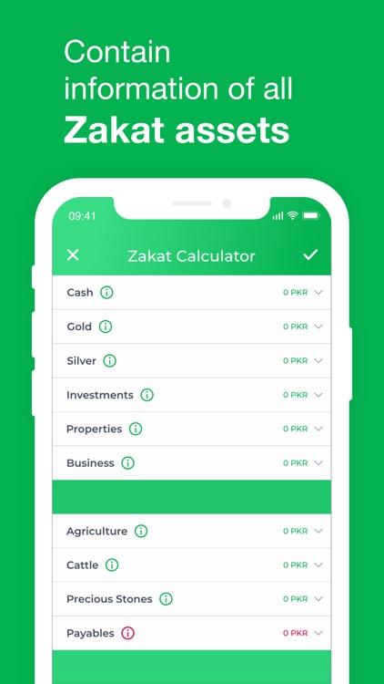 Zakat Calculator Pro