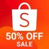 Shopee PH: 2.2 50% Off Sale