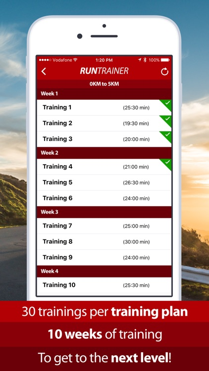 Run Trainer - Running app screenshot-4