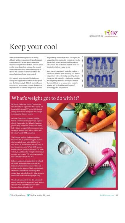 Fertility Road Magazine screenshot-4