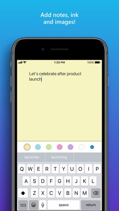 Microsoft Whiteboard screenshot 5