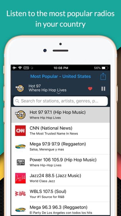 oiRadio - Live radio