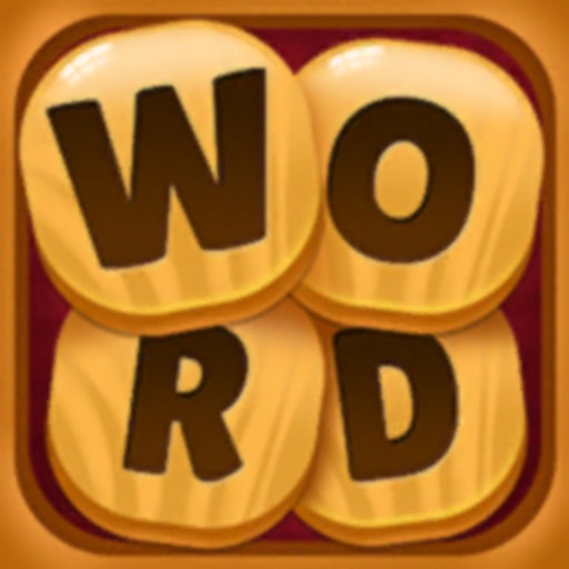 Wood Word Puzzle