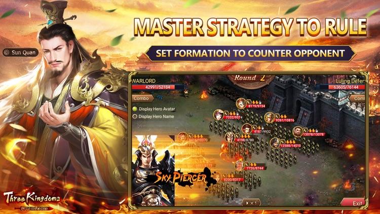 Three Kingdoms:Overlord screenshot-4