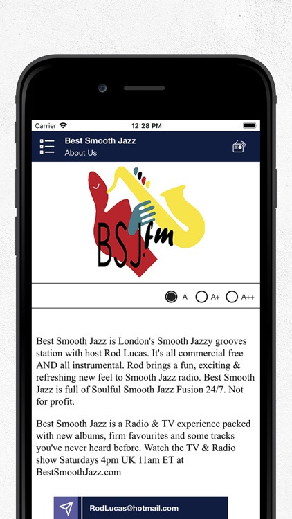 Best Smooth Jazz screenshot-3