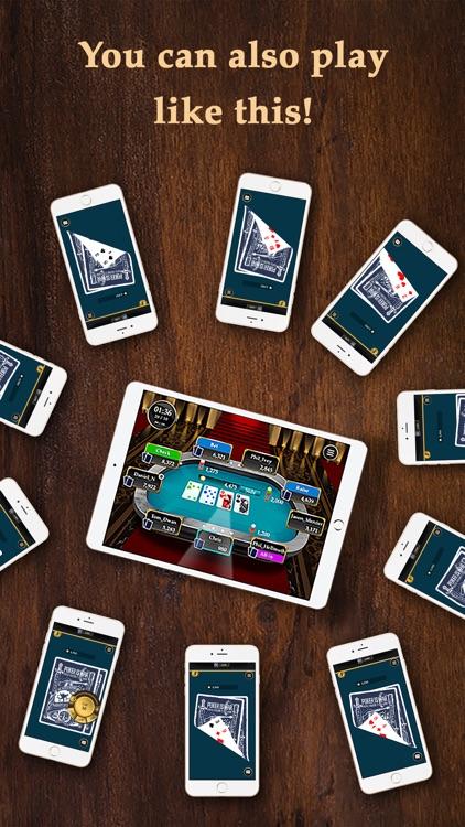 Pokerrrr 2- Holdem, OFC, Omaha screenshot-8