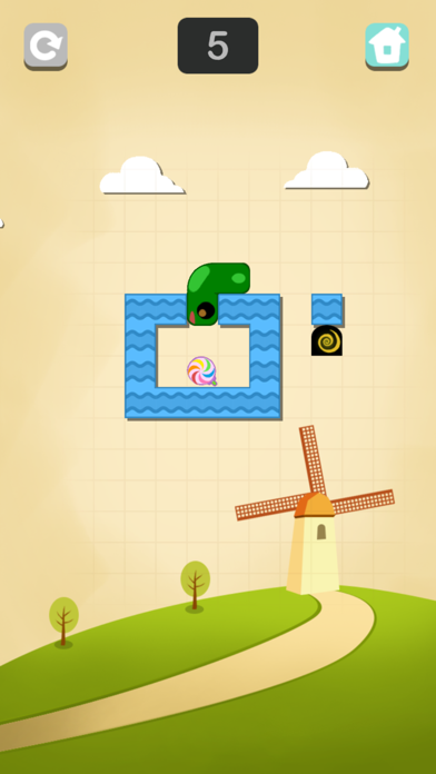 Sweet Worm screenshot three