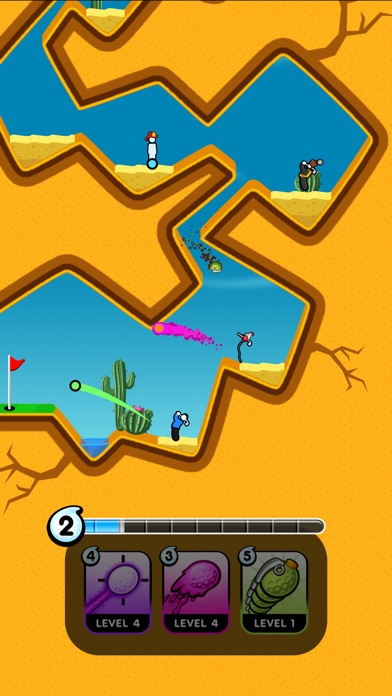 Golf Blitz screenshot 9