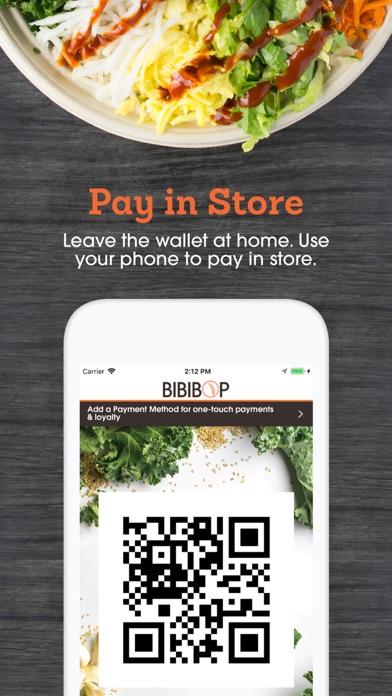 BIBIBOP Asian Grill screenshot 4