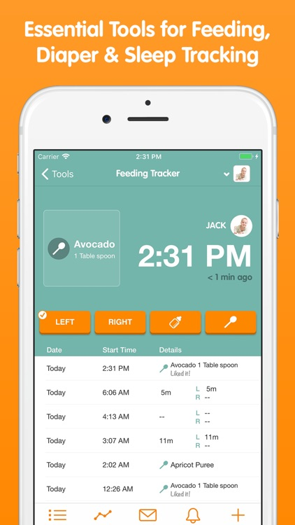 Sprout Baby + (Baby Tracker) screenshot-2