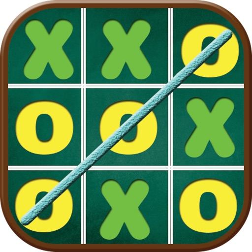 TicTacToe - One & Two Player icon