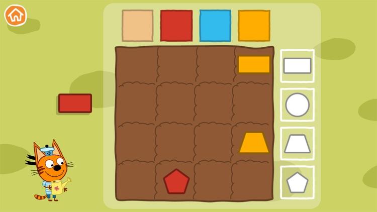 Kid-E-Cats Educational Games screenshot-3