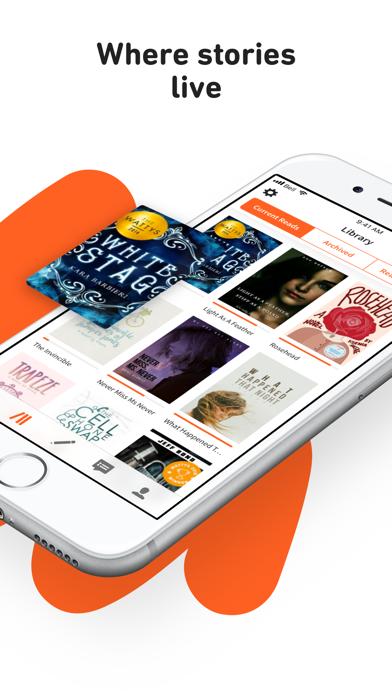 Top 10 Apps like MoboReader - Books & Webnovels in 2019 for