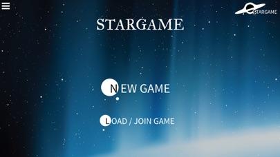 Stargame quiz screenshot one
