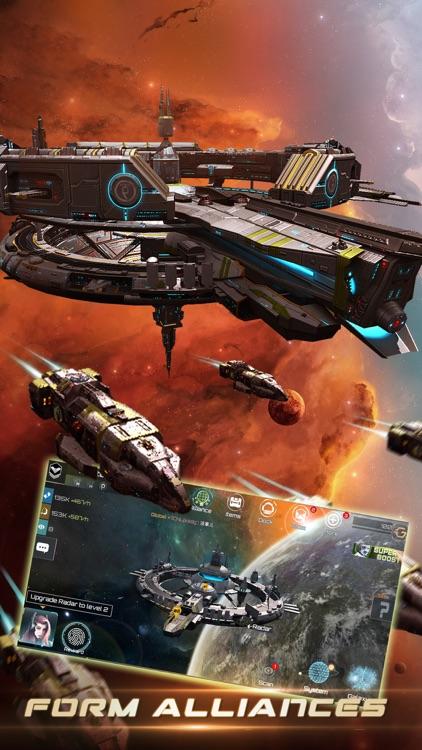 Nova Empire: Space Battle MMO screenshot-3