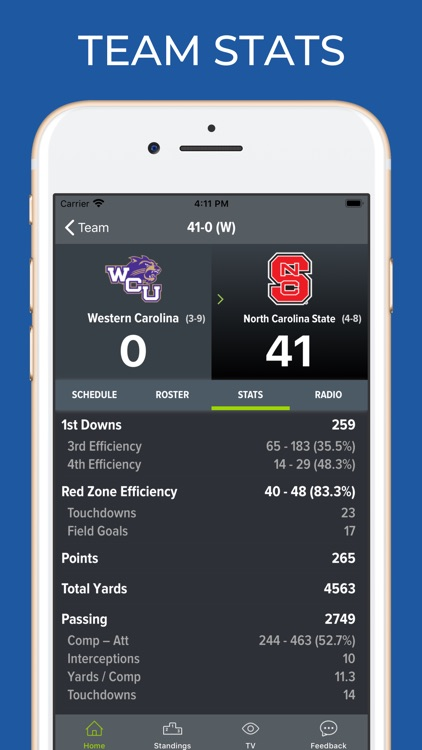 NC State Football App screenshot-4