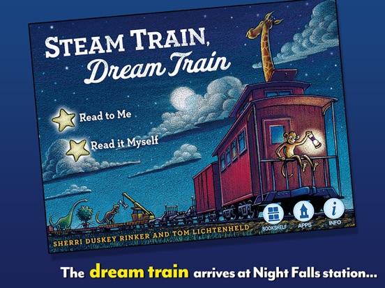 Steam Train, Dream Train screenshot