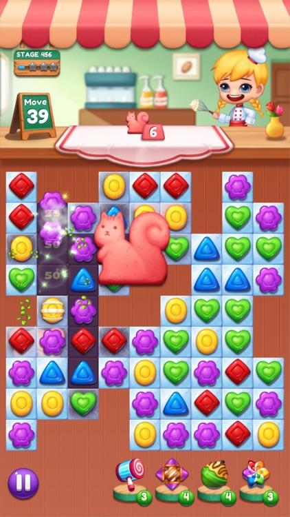 Sweet Candy POP Match 3 Puzzle screenshot-6