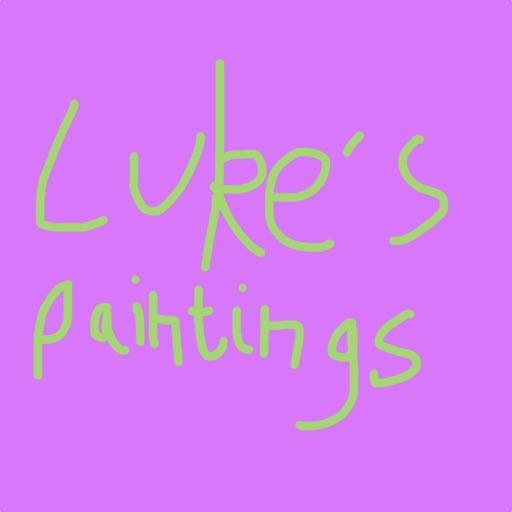 Luke's Paintings