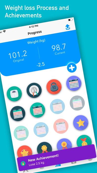 Roman - budget weight loss Screenshots