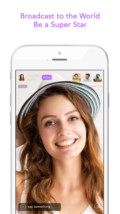 Coco - Live Video Chat coconut Screenshot