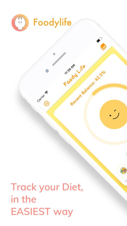 FoodyLife : The Food Diary App