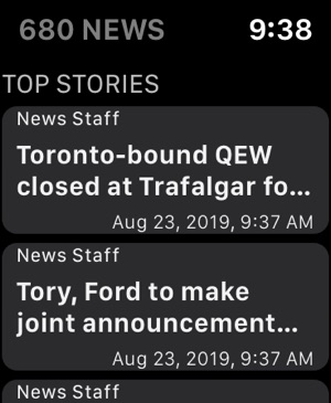 680 NEWS Toronto on the App Store