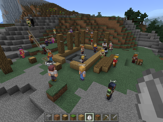 iPad Image of Minecraft: Education Edition