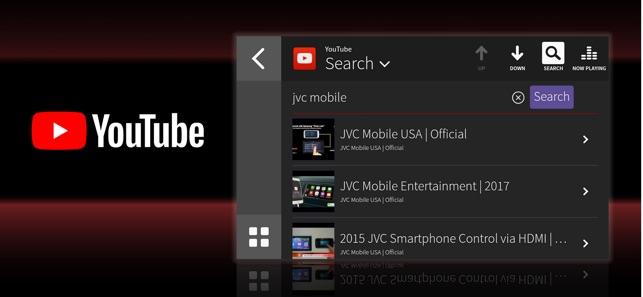 WebLink for JVC on the App Store