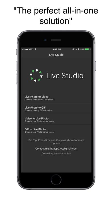 Live Studio - All-in-One screenshot one