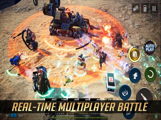 MAD8 : Raid Battleのおすすめ画像5