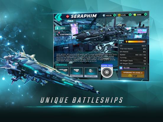 Iron Space: Real-time Battlesのおすすめ画像2